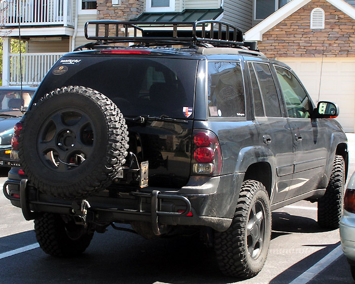Baja rack roof rack chevy trailblazer trailblazer ss and gmc baja rack roof rack chevy trailblazer trailblazer ss and gmc envoy forum mozeypictures Image collections