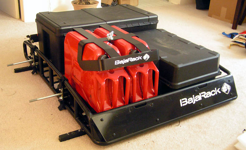 Jerry Can Holder For Truck Bed >> offroadTB.com • View topic - MOD: Baja Rack - Roof Rack
