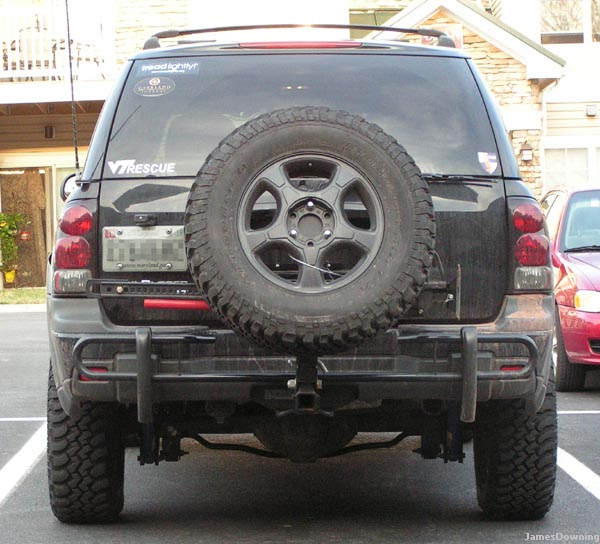 offroadTB.com • View topic - New Member Seeking Assistance with Rear Tire Carrier